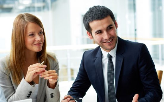 shutterstock_people discussing cropped landing page