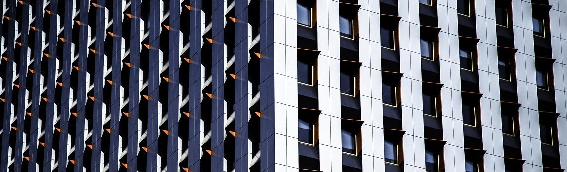 Unsplash photo-Exterior of house with orange cropped