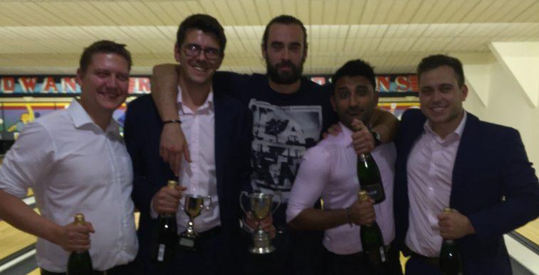 SG winners HAT Bowling