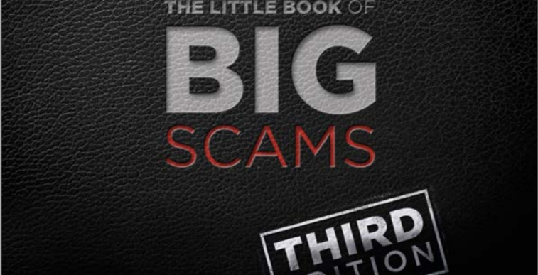 Little book Big Scams