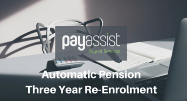Automatic PensionThee Year Re-Enrolment(2)