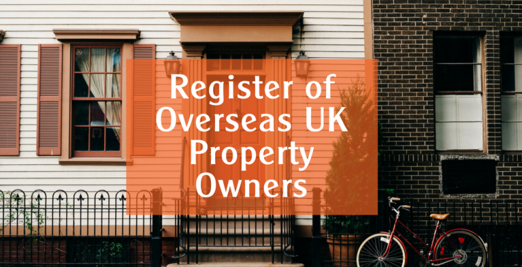 Register overseas properties