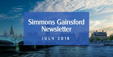 Newsletter July18