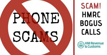 scam hmrc telephone calls