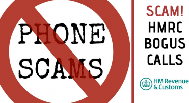 scam hmrc telephone calls