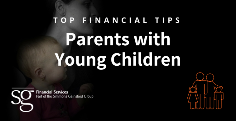 top financial tips parents young children
