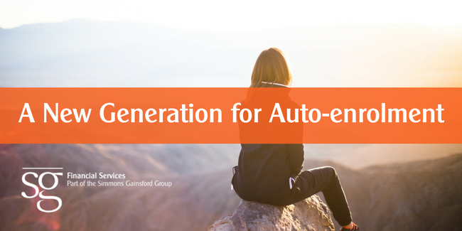 A New Generation for Auto-enrolment (3)