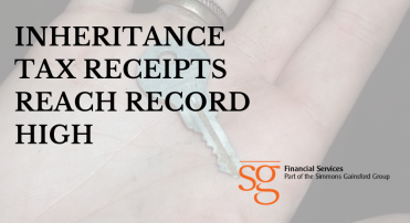 Inheritance Tax Receipts Reach Record High (1)