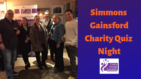 Simmons Gainsford host Charity Quiz Night in Uckfield