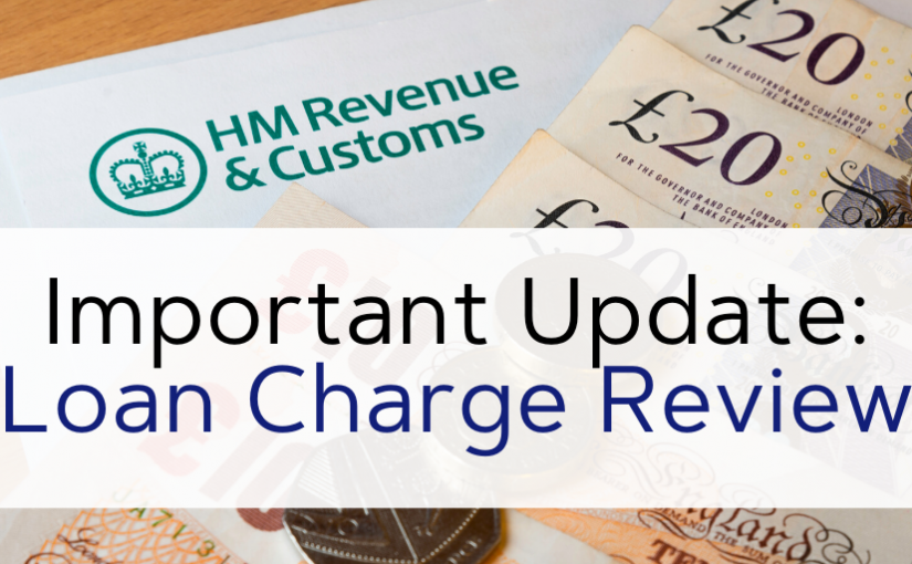 Important Update: Loan Charge Review